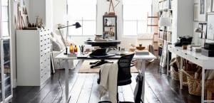 Muebles funcionales de oficina