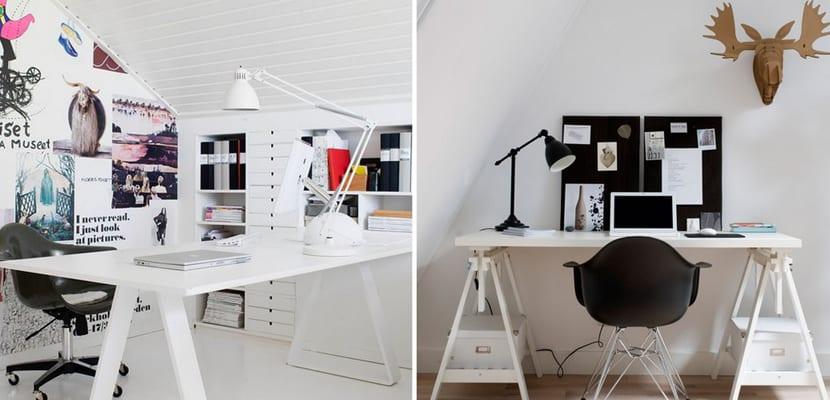 Muebles prácticos de oficina