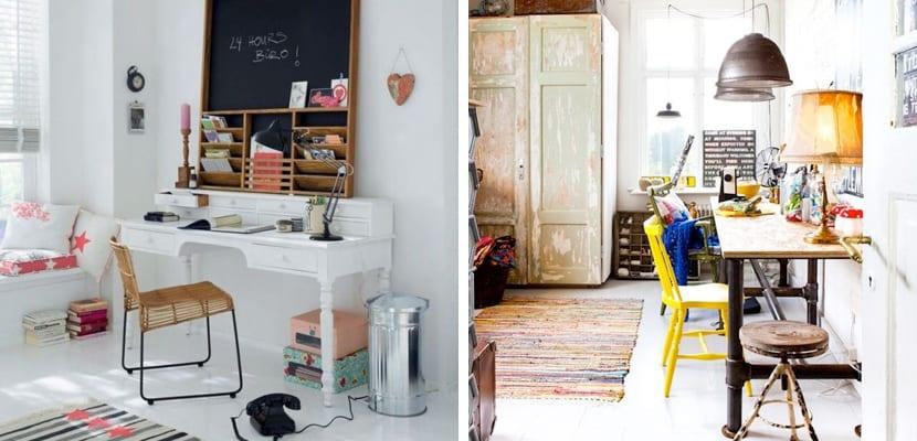 Organizar una oficina con poco espacio
