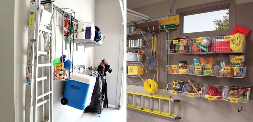 Ideas para organizar el garaje for Garaje de ideas