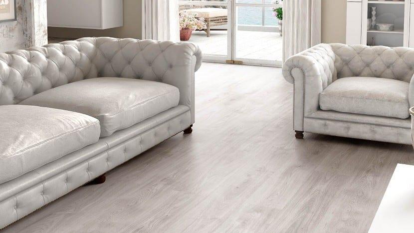 Por qu usar el suelo laminado en tu casa - Suelo laminado roble blanco ...