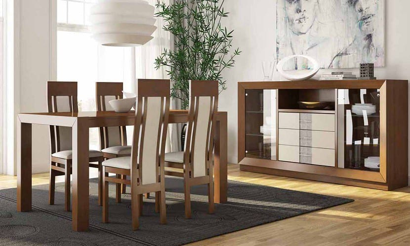 Consejos a la hora de elegir las sillas del sal n for Sillas salon comedor