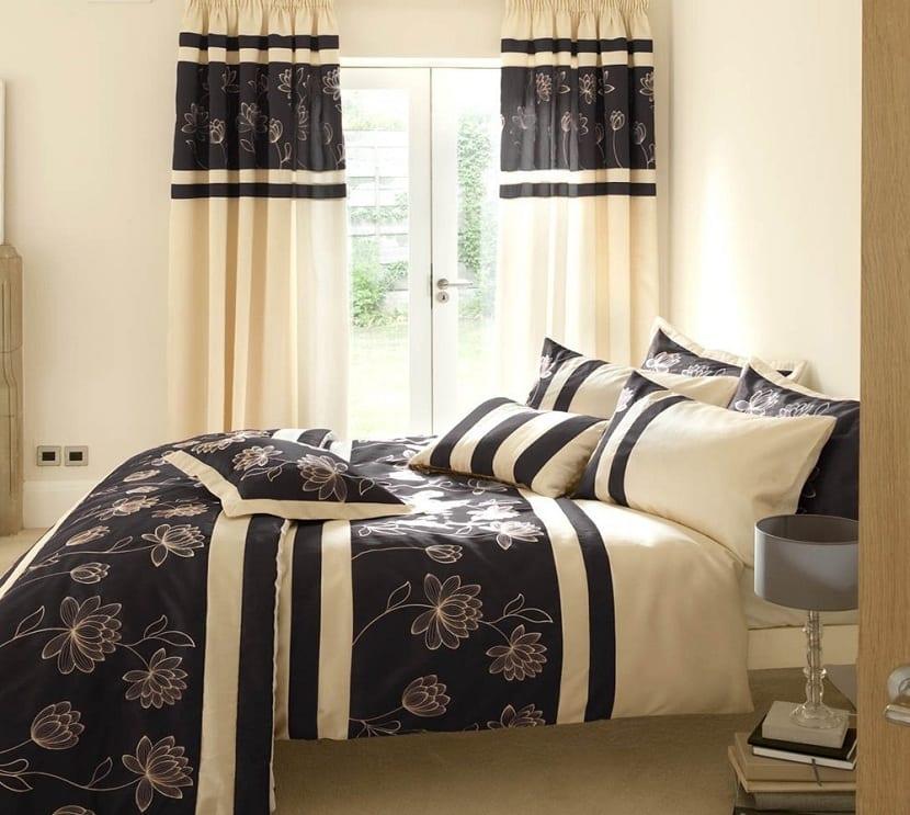 C mo elegir las mejores cortinas para tu dormitorio - Como elegir cortinas ...