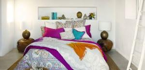 Dormitorio de verano