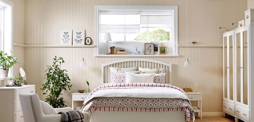 C mo conseguir un estilo r stico en el dormitorio for Actualizar dormitorio clasico