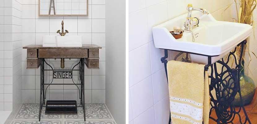 Ideas de lavabos originales para el ba o - Muebles bano originales ...