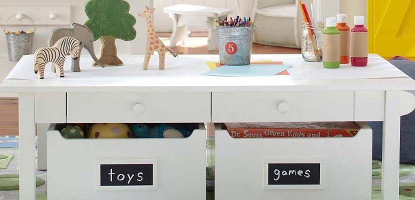 Ideas de almacenaje para los juguetes - Ideas almacenaje juguetes ...