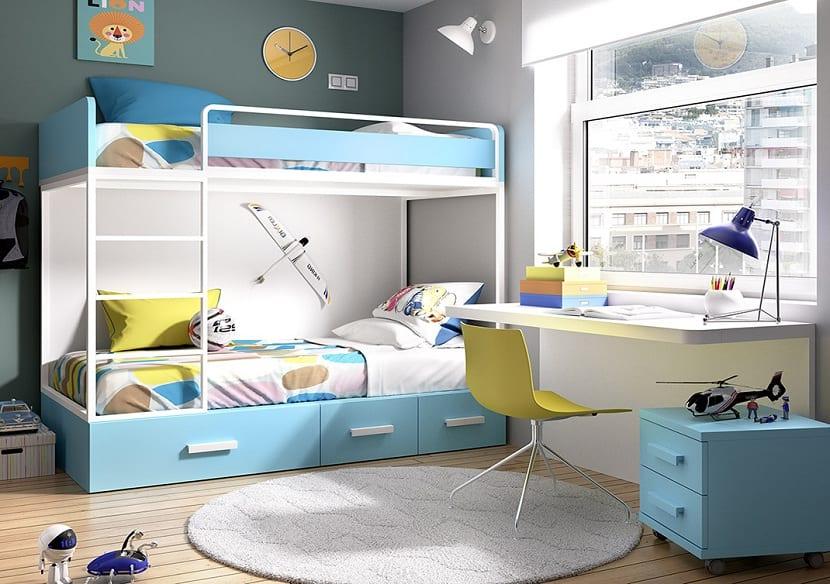 C mo decorar la habitaci n de los ni os en primavera - Habitacion juvenil nino ...