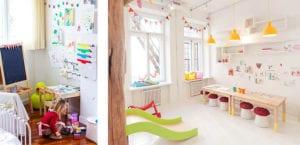 Rincon creativo para niños