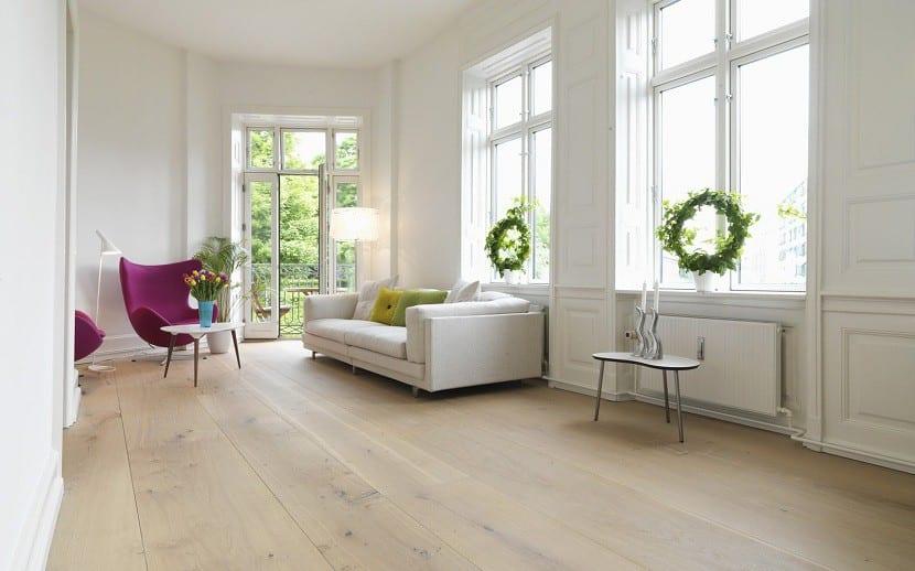3 tipos de suelo para decorar tu casa