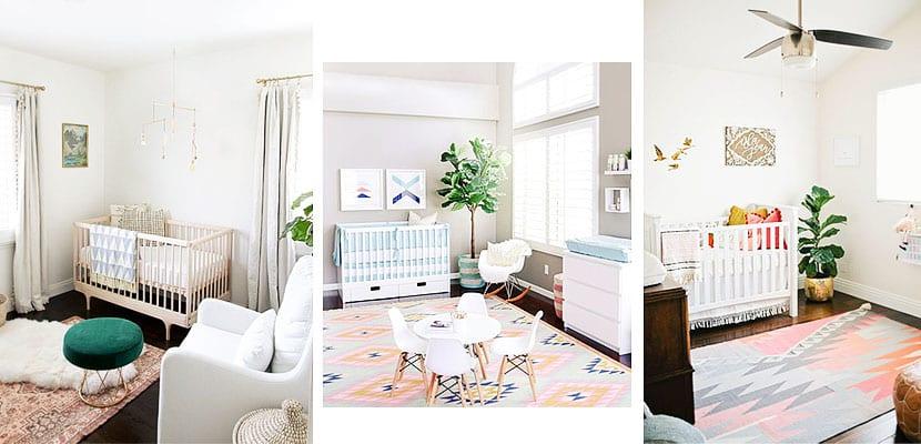 alfombras para la habitaci n del beb