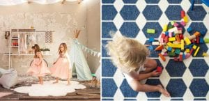 Alfombras habitación bebé/infantil