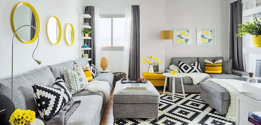 Apartamento decorado con muebles de ikea - Ideas decoracion ikea ...