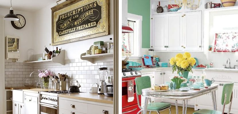 Muebles de cocina vintage alguna vez se te habra for Muebles de cocina vintage