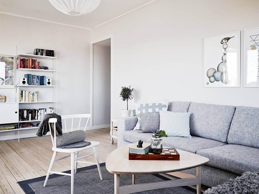 3 colores para decorar el sal n de tu casa - Colores relajantes para salones ...
