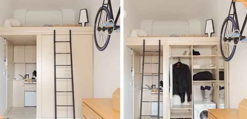 Micro apartamento