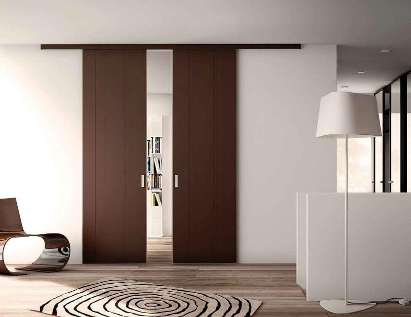 Ventajas de las puertas correderas en el hogar for Puertas para el hogar