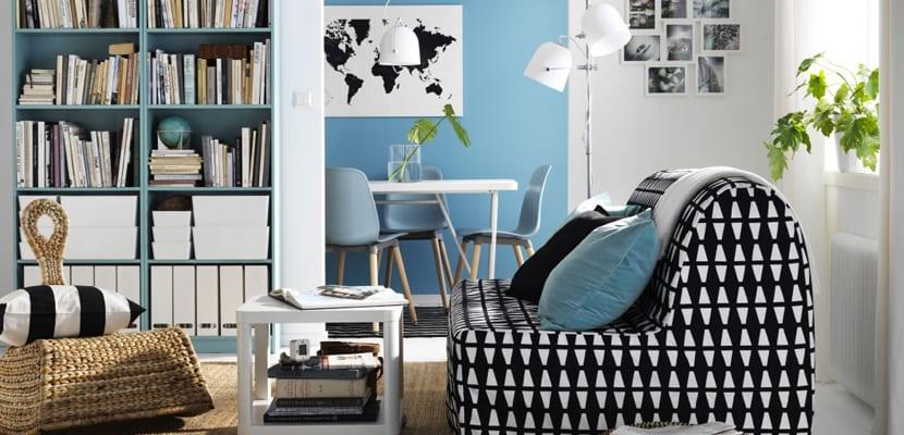 Sofás originales de Ikea