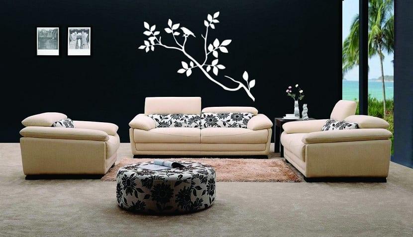 Consejos para decorar las paredes blancas for Consejos para decorar el hogar