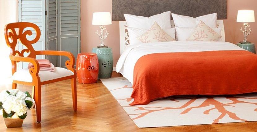 decoracion-cuarto-naranja