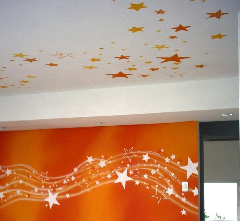 3 ideas para decorar el techo de tu casa - Como pintar el techo ...
