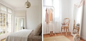 Dormitorios con espejos