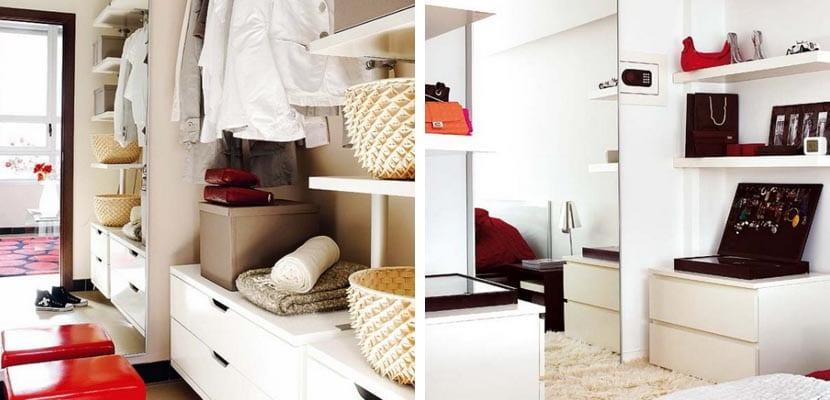 Decorar el dormitorio con espejos ideas originales for Donde colocar espejos en el dormitorio