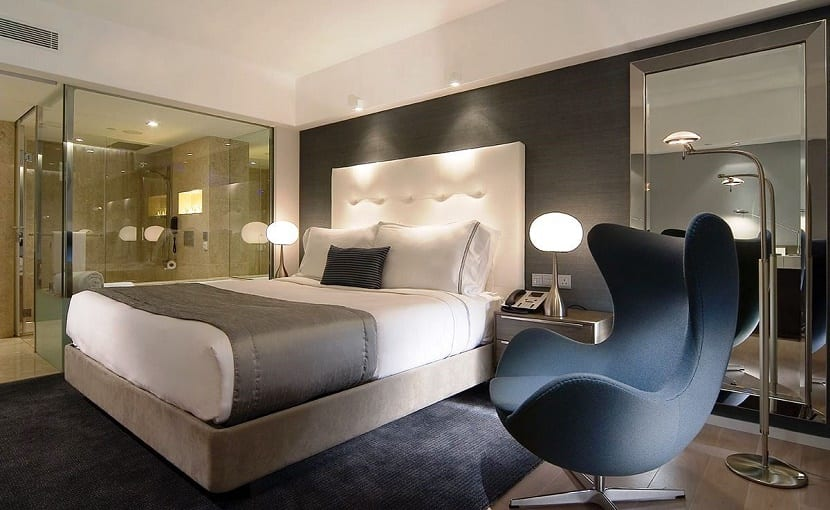 hotel decoracion elegante