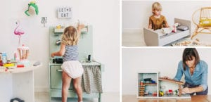 Juguetes y mobiliario infantil Macarena Bilbao