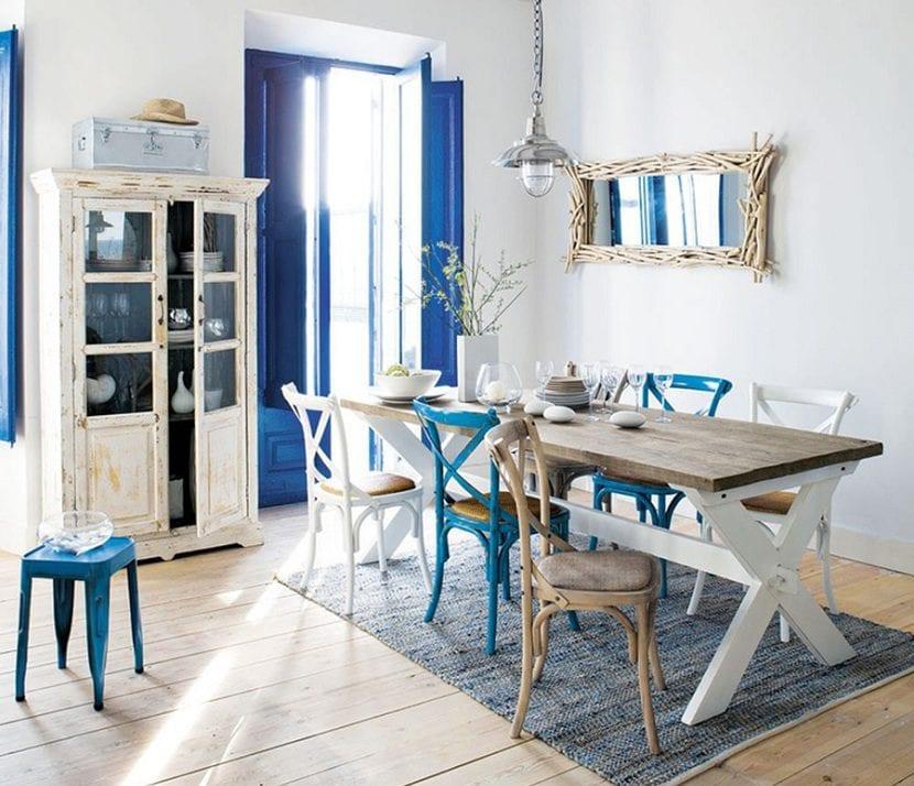 El estilo navy para decorar tu hogar for Decoracion de hogar 2016