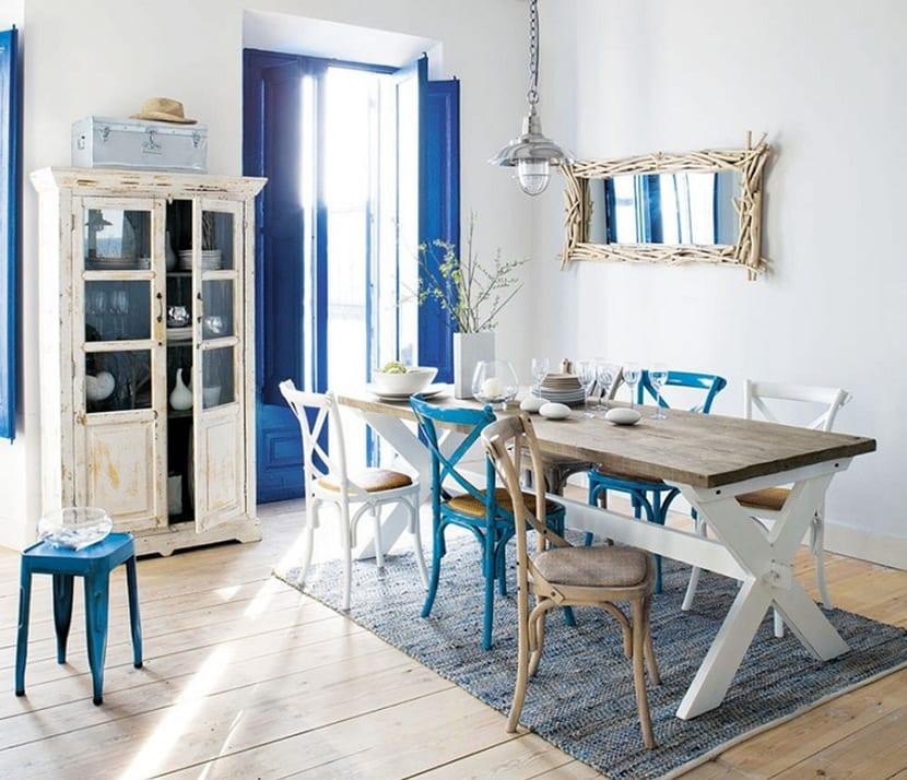 El estilo navy para decorar tu hogar