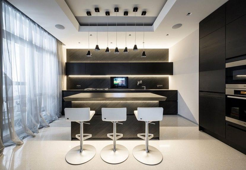 Consejos de Feng Shui para el color de tu cocina