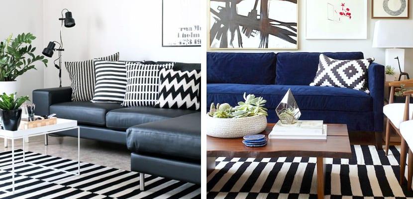 La alfombra stockholm de ikea en decoraci n - Alfombras grandes ikea ...