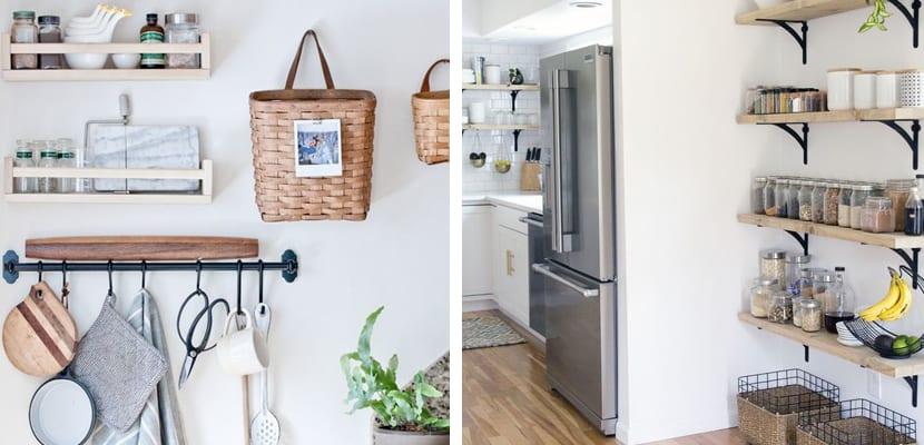 Ideas pr cticas de almacenaje en la cocina - Botes almacenaje cocina ...