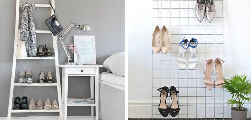 Almacenar zapatos