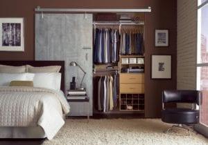 armario de hombre