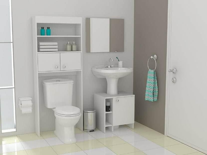 3 grandes ideas para renovar tu baño pequeño