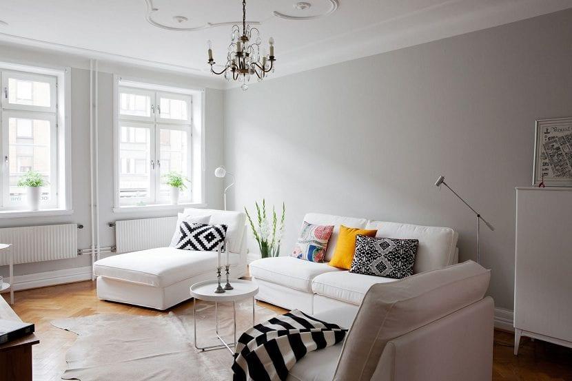 Muebles para decorar un comedor pequeño