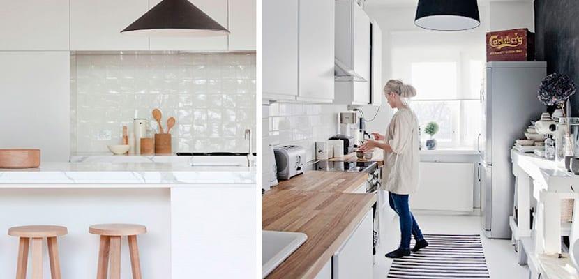 C mo decorar cocinas en estilo n rdico for Cocina estilo nordico