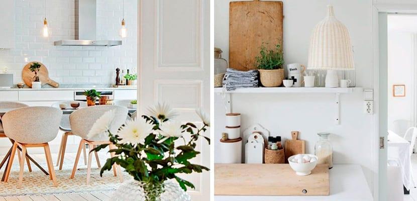 C mo decorar cocinas en estilo n rdico - Cocinas con estilo ...