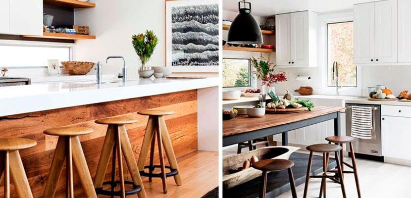 C mo decorar cocinas en estilo n rdico - Cocinas estilo nordico ...