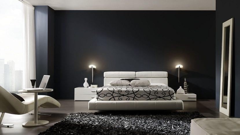 dormitorio-blanco-y-negro-villalba-interiorismo