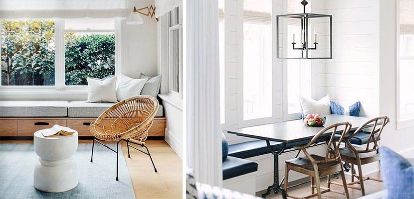 Muebles para aprovechar el espacio bajo la ventana - Aprovechar espacio dormitorio ...