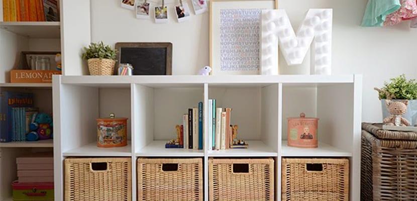Estanter a kallax de ikea - Ikea estanterias ninos ...