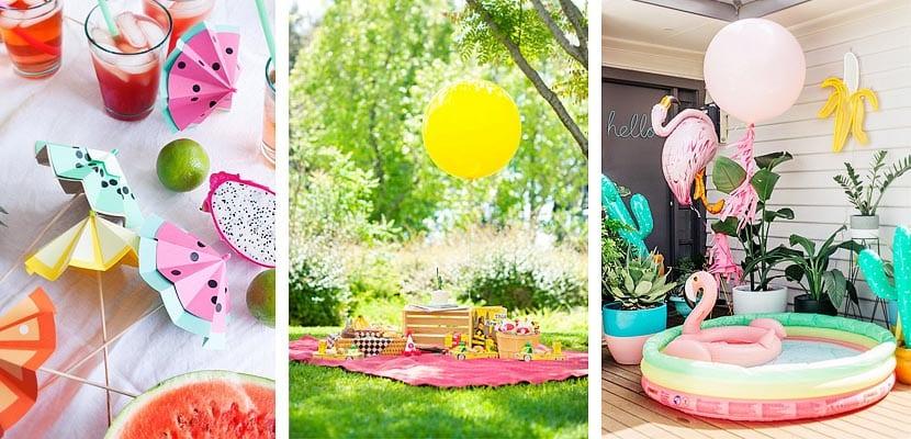 Ideas para decorar una fiesta infantil en el jard n for Ideas para decorar el jardin