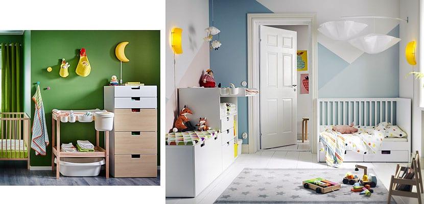 Decora la habitaci n de tu beb en ikea for Como decorar un dormitorio de bebe