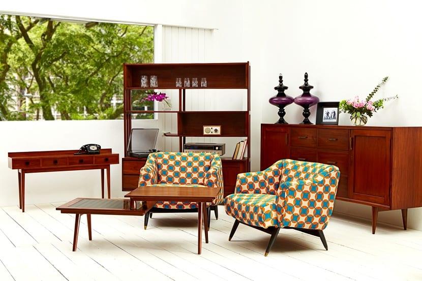 comprar muebles de época o vintage
