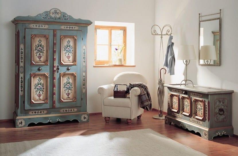 Consejos para comprar muebles de poca o vintage - Muebles epoca salamanca ...