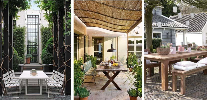 Suelos para terrazas y patios