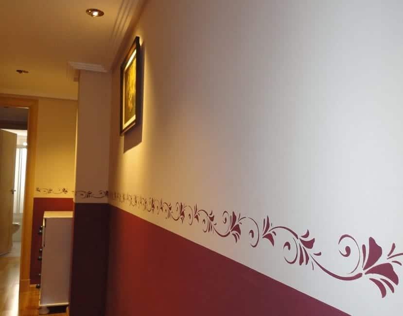 Consejos a la hora de pintar un pasillo de casa - Colores para pintar una entrada ...